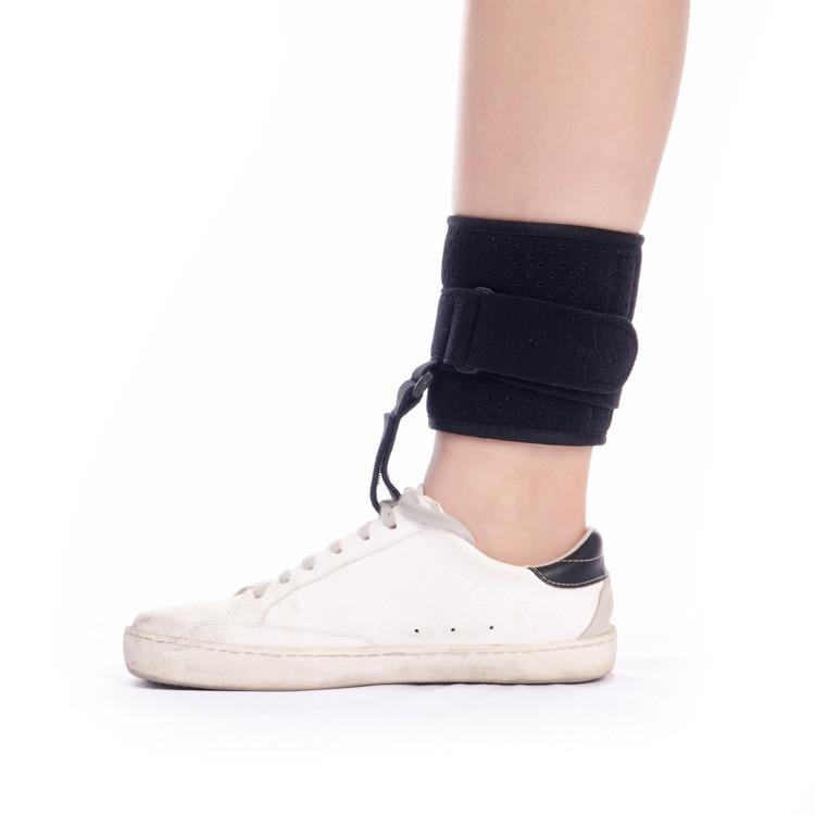 תומך כף רגל שמוטה עם נעל